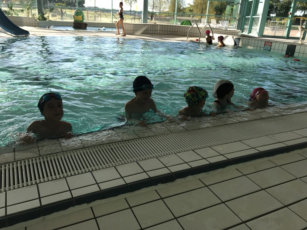Natation l cole cole saint joseph for Piscine lamballe